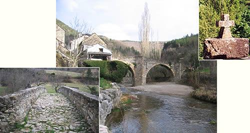 15-Trèves actuel,Le pont vieux