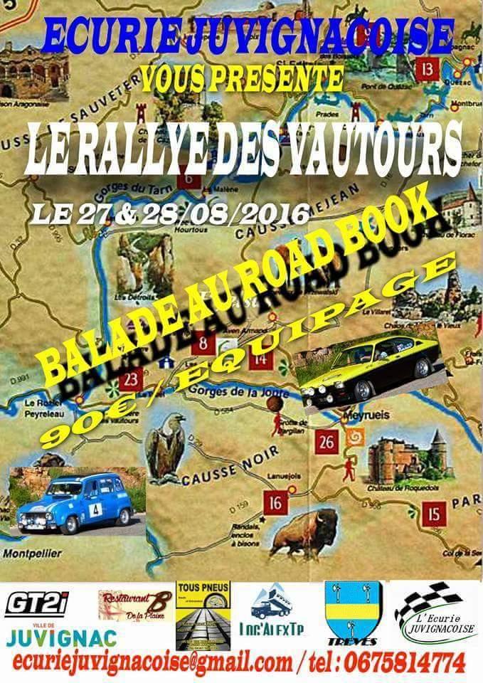 2016 Rallye-vautours