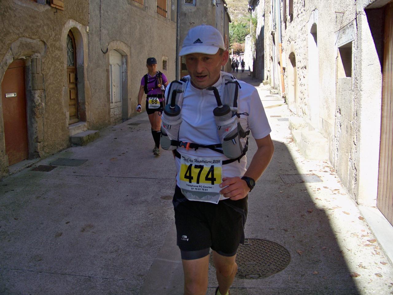 Courage Gilles!! (photo bruno)