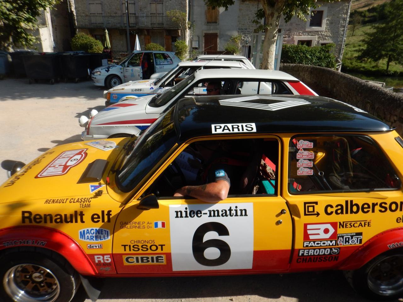 Le Rallye des Vautours 2016
