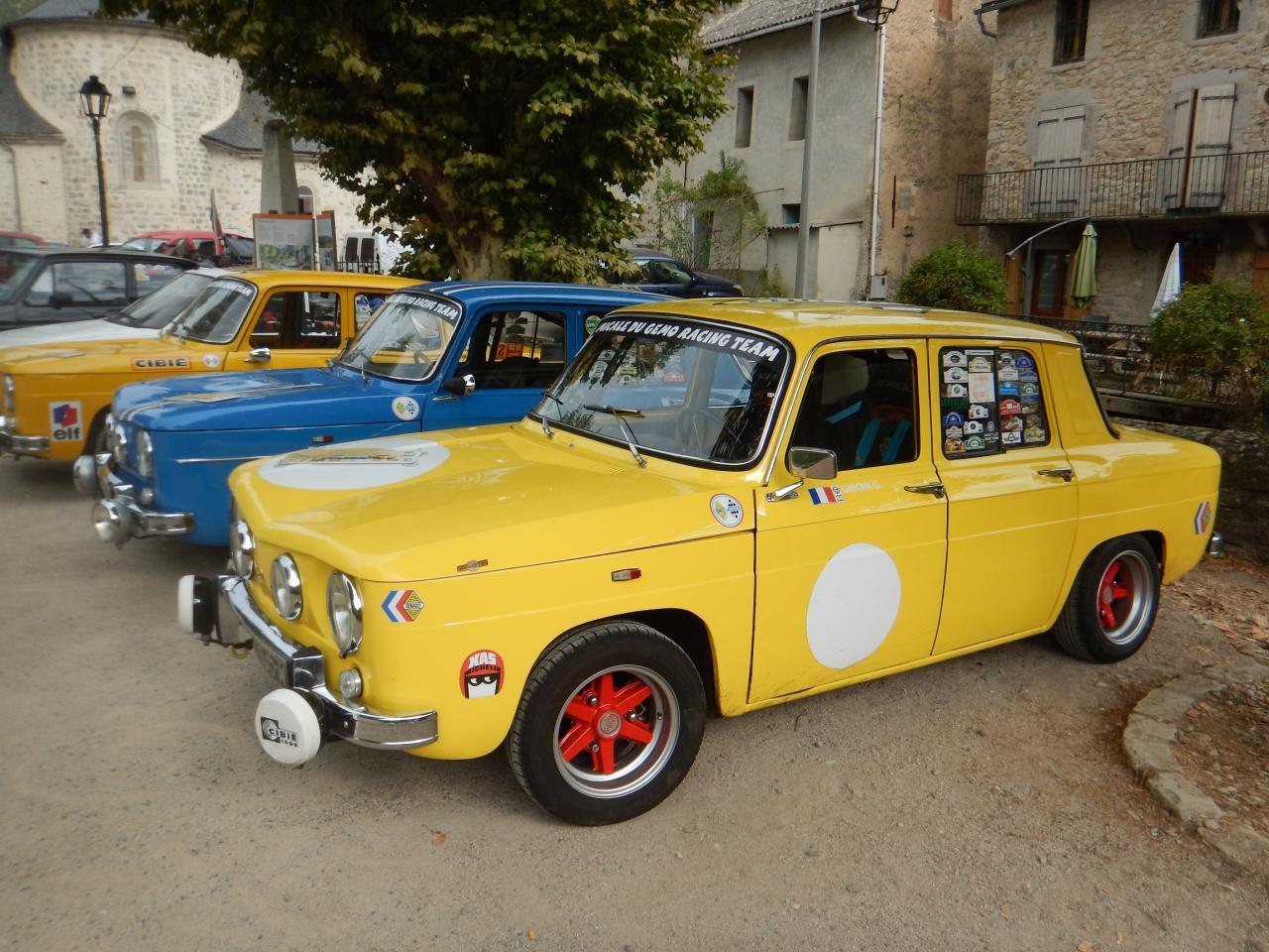 Rallye des Vautours 2