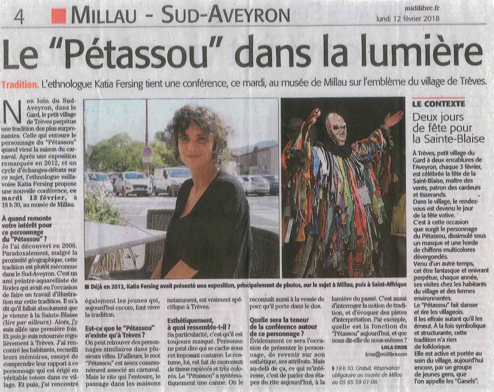 Article petassou